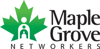 Maple Grove Networkers Logo